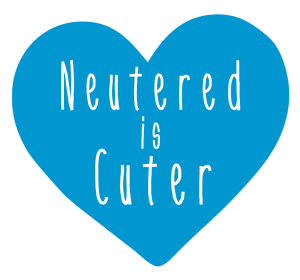 neutered is cuter